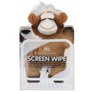 Brown Horse Screen Wipe
