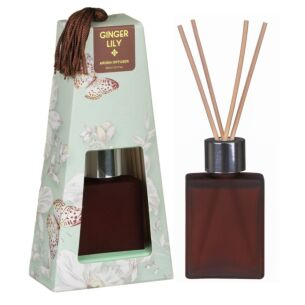 Ginger Lily 30ml Reed Diffuser