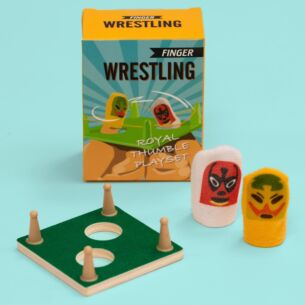 Finger Wrestling Game