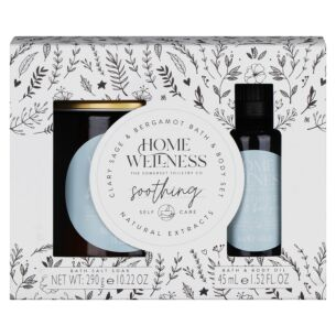 'Soothing' Self Care Bath & Body Gift Set