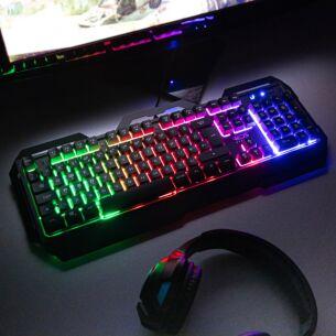 Red5 Orbit Light Up Gaming Keyboard