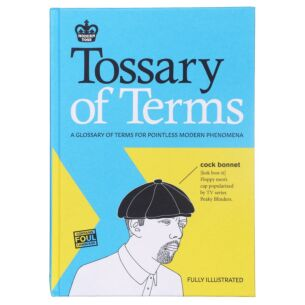 Tossary Of Terms Hardback Book