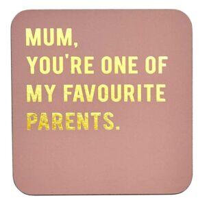 Cloud Nine 'Mum' Coaster