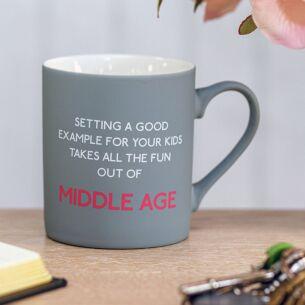 'Setting A Good Example' Mug