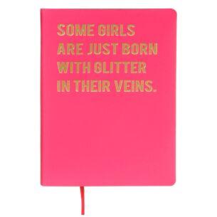 Cloud Nine 'Some Girls' A6 Notebook