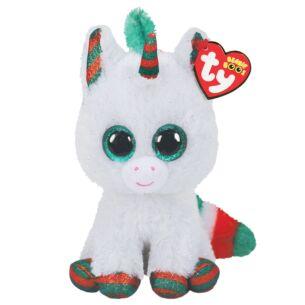 "Snowfall - 6"" Christmas Beanie Boo"