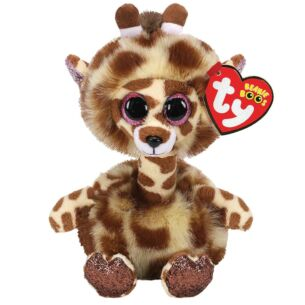 "Gertie Giraffe – 6"" Beanie Boo"