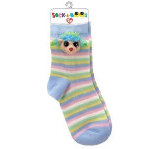 Ty Rainbow Beanie Boo Socks