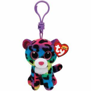 Dotty Beanie Boo Key Clip