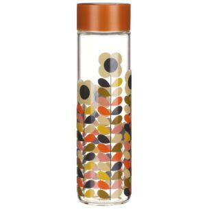 Multi Stem Glass Water Bottle