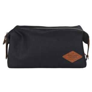 Gentlemen's Hardware Waxed Canvas Washbag