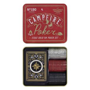 Gentlemen's Hardware Campfire Poker Set