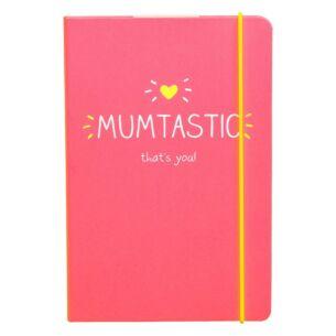 Happy Jackson Mumtastic A5 Notebook