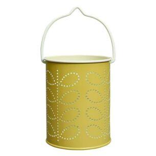 Yellow Tealight Lantern
