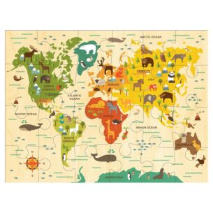 'Our World' Floor Puzzle
