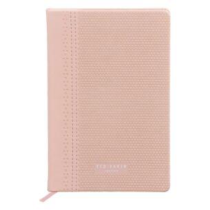 Pink Brogue A5 Notebook