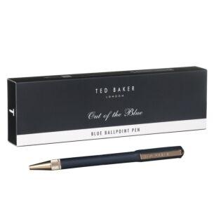 Ted's World Premium Blue Ballpoint Pen