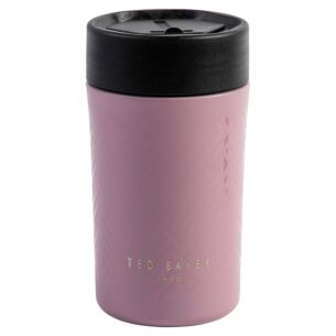 Dusky Pink T Insulated Travel Mug