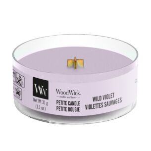 Wild Violet Petite Candle