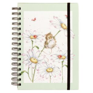 A5 Oops a Daisy Sprial Bound Notebook