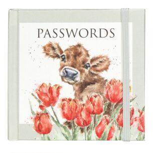 Password Book - Bessie
