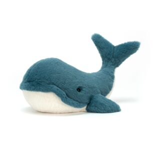 Tiny Wally Whale