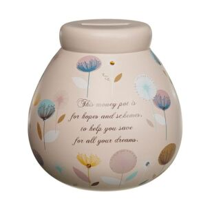 Dandelion Money Pot