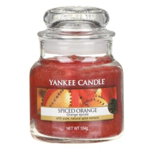 Yankee Candle Spiced Orange Small Jar Candle