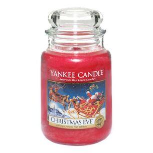 Christmas Eve Large Jar Candle