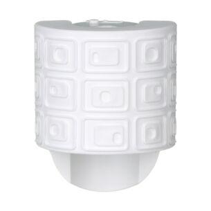 Yankee Candle White Coloured Scent Plug Base