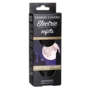 Yankee Candle Midsummers Night Scent Plug Refill