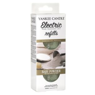 Yankee Candle Baby Powder Scent Plug Refill