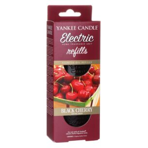 Yankee Candle Black Cherry Scent Plug Refill