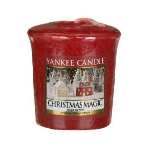 Christmas Magic Sampler Votive Candle