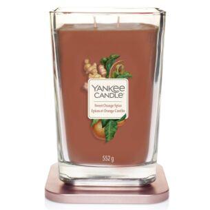 Sweet Orange Spice Large Elevation Candle