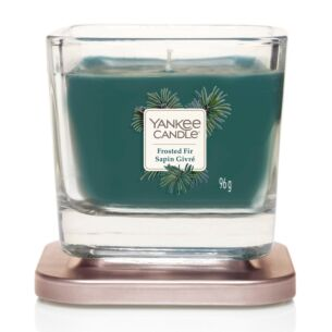 Frosted Fir Small Elevation Candle