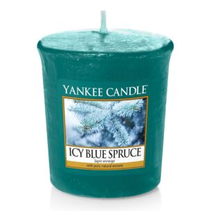 Icy Blue Spruce Sampler Votive Candle