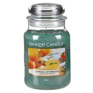 Alfresco Afternoon Large Jar Candle