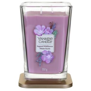 Yankee Candle Sugared Wildflowers Large Elevation Candle