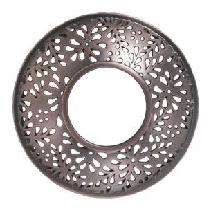 Sheridan Flower Bronze Illuma-lid