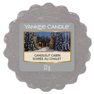 Yankee Candle Candlelit Cabin Wax Melt Tart