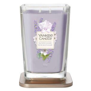 Sea Salt & Lavender Elevation Large Jar Candle