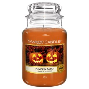 Pumpkin Patch Large Jar Candle