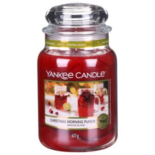 Christmas Morning Punch Large Jar Candle