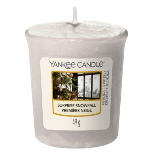 Surprise Snowfall Sampler Votive Candle