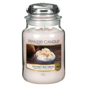 Coconut Rice Cream Large Jar Candle