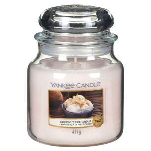 Coconut Rice Cream Medium Jar Candle