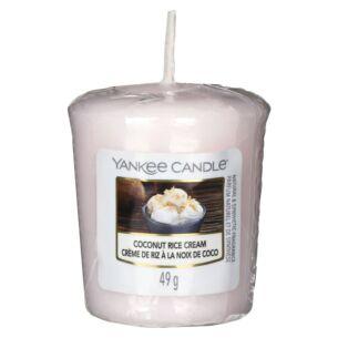 Coconut Rice Cream Sampler Votive Candle