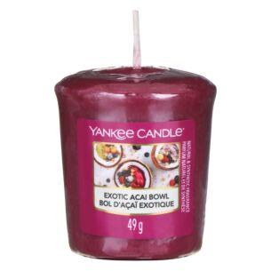 Exotic Acai Bowl Sampler Votive Candle