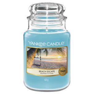 Beach Escape Large Jar Candle